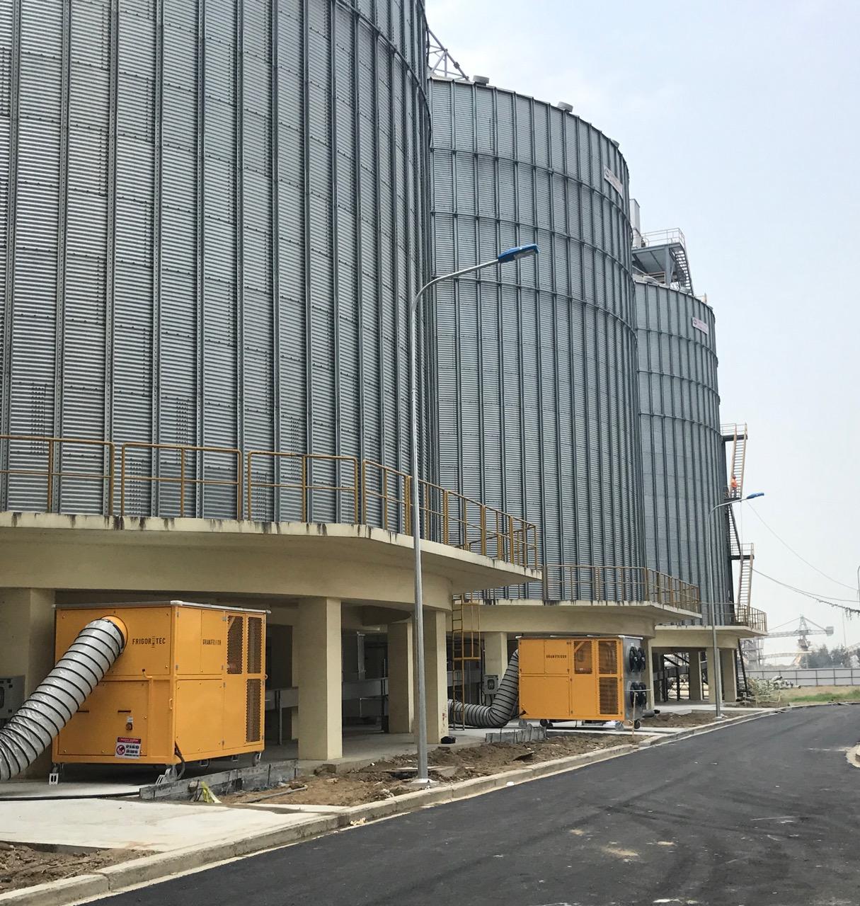 Tham quan nhà máy Intermalt Việt nam tại KCN Cái Mép