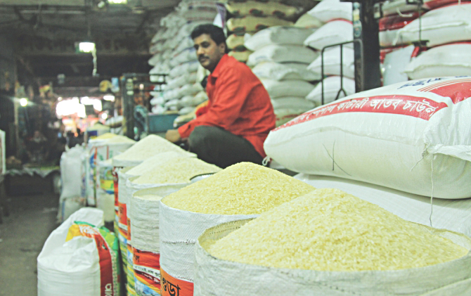 Bangladesh rice prices break world record
